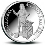 Latest Silver Ducat Dedicated to Groningen Province