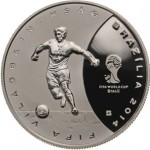 "Hungary World Cup FIFA Coin, Celebrating ""Brasilia 2014"""