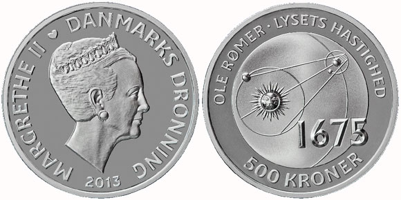 Ole Rømer Coin