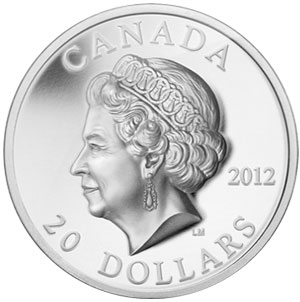 The Queen's Portrait Ultra High Relief Silver Coin