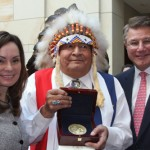 Native American Code Talkers Congressional Gold Medals