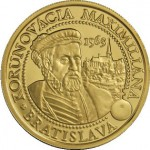 Slovakia Coronations in Bratislava Gold Coin Series Continues