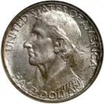 Daniel Boone Bicentennial Half Dollar
