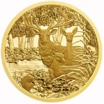 Austrian Mint Begins Exceptional Wildlife Series in Gold