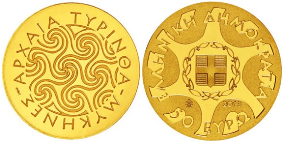 Tiryns-gold-coin