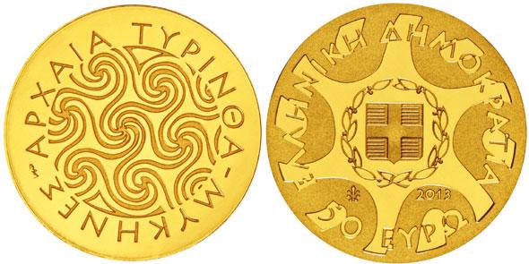 Tiryns-gold-coin