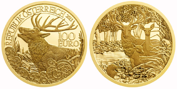 Austrian Wildlife Coin