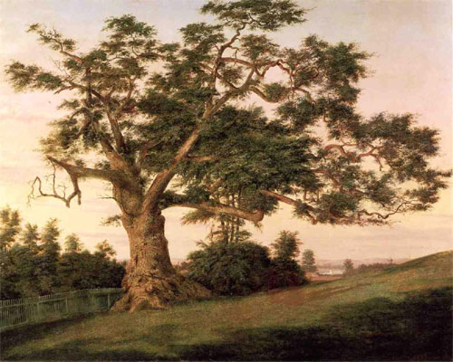 "Charles De Wolff Brownell ""The Charter Oak"""