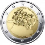 Malta 2013 'Self Government 1921' 2 Euro Commemorative Coin