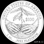 CFA Recommendation for 2014 American Platinum Eagle Design
