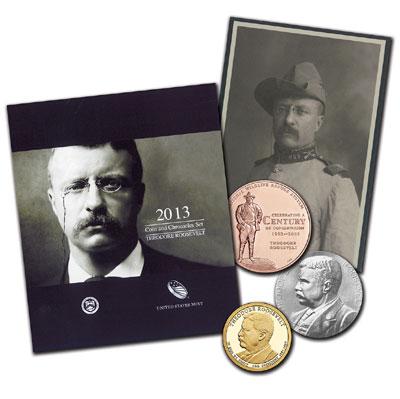 Theodore Roosevelt set