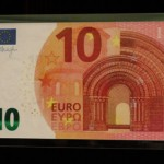 European Central Bank Unveils New 10 Euro Banknote