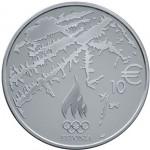 Estonia Launches 2014 Winter Olympics Silver Collector Coin