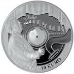 Ireland 2014 John McCormack 10 Euro Silver Coin