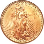 1927-D Saint Gaudens Double Eagle Realizes $1,997,500