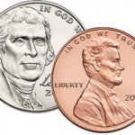 US Mint Cost To Make Penny and Nickel Declines in FY 2013