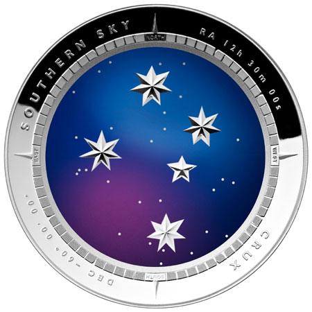 Southern Crux Coin
