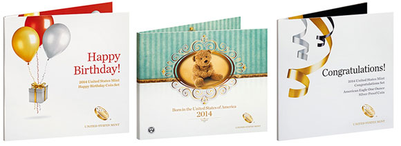 US Mint Special Occasion Sets