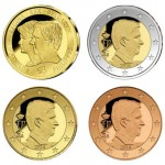 Launch of Belgian Euro Coins for King Philippe