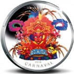 Aruba Carnival Celebrations Featured on New Coin