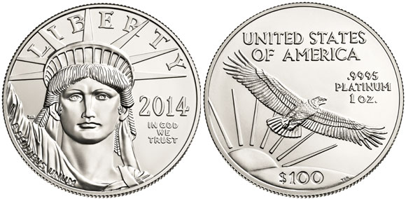 2014 Platinum Eagle
