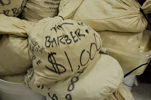 Barber Bags