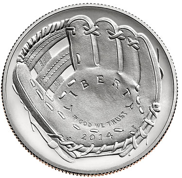 Baseball Hall of Fame Half Dollar
