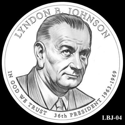 Lyndon Johnson Dollar