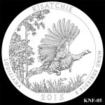 Kisatchie National Forest Quarter