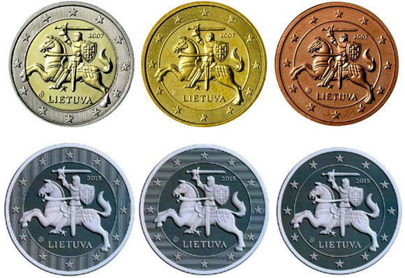 Lithuanian Euro Coins