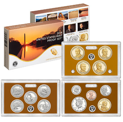 2014 Proof Set