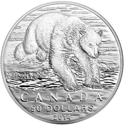 Royal Canadian Mint Farewell To The Penny 5 Oz Silver 1
