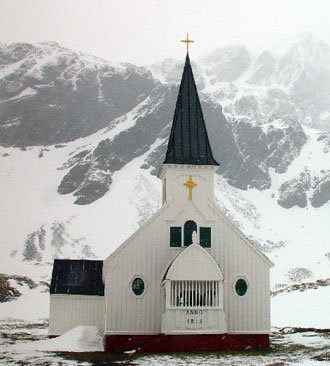 Grytviken-Church