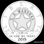 2015 United States Marshals Service Commemorative Coin Design Recommendations