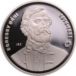 New Coins Pay Tribute to Hungarian Composer Béni Egressy