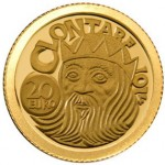 Irish Gold Coin Remembers The Battle of Clontarf