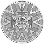 "2014 ""A History of the Victoria Cross"" $5 Silver Coin"