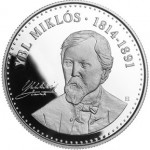 Renowned Hungarian Architect Miklós Ybl Featured on New Coin