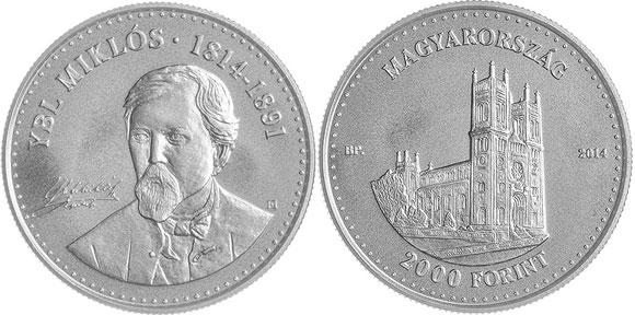 Ybl Miklós Coin