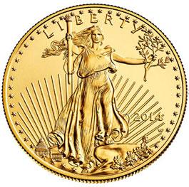 2014-W Gold Eagle