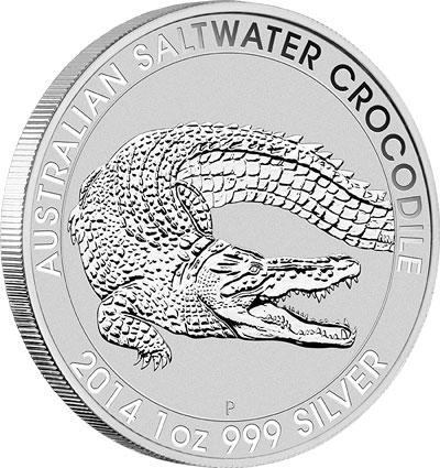 Silver Crocodile