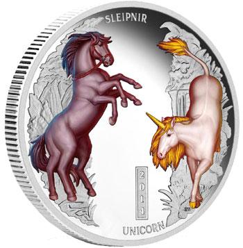 Sleipnir and Unicorn
