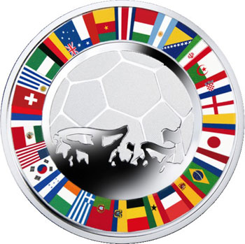 2014 Niue World Cup Coin