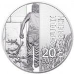 Austrian Coin Marks 25th Anniversary of the Fall of the Berlin Wall