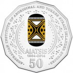 AIATSIS 50th Anniversary Commemorative Coin Launched