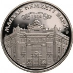 New Coin Celebrates 90th Anniversary of the National Bank of Hungary