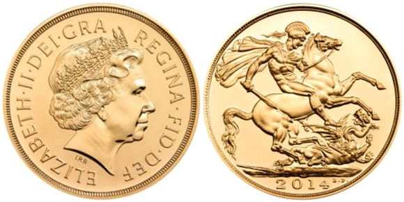 2014 Double Sovereign