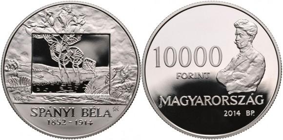 Bela Spanyi Coin