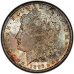 Key Date Morgan Silver Dollars