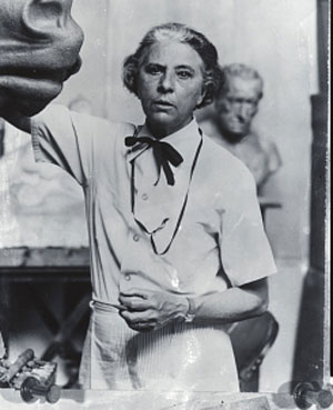 Laura Gardin Fraser